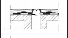 Детайл хидроизолация пътна фуга – асфалт